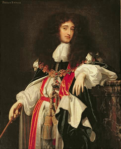 Prince Rupert of the Rhine, Count Palatine, Duke of Cumberland (1619-1682)