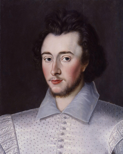 Probably Sir Robert Dudley