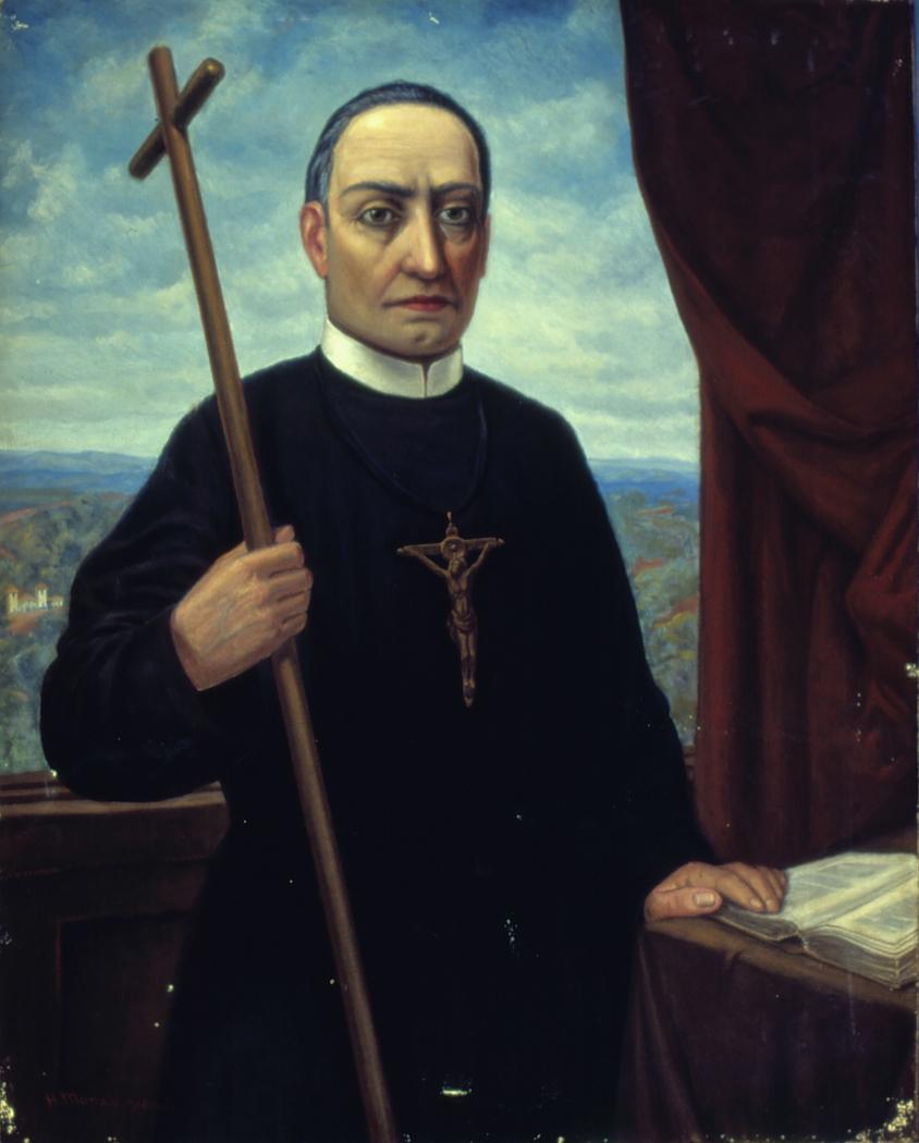 Retrato do Padre Ângelo Siqueira