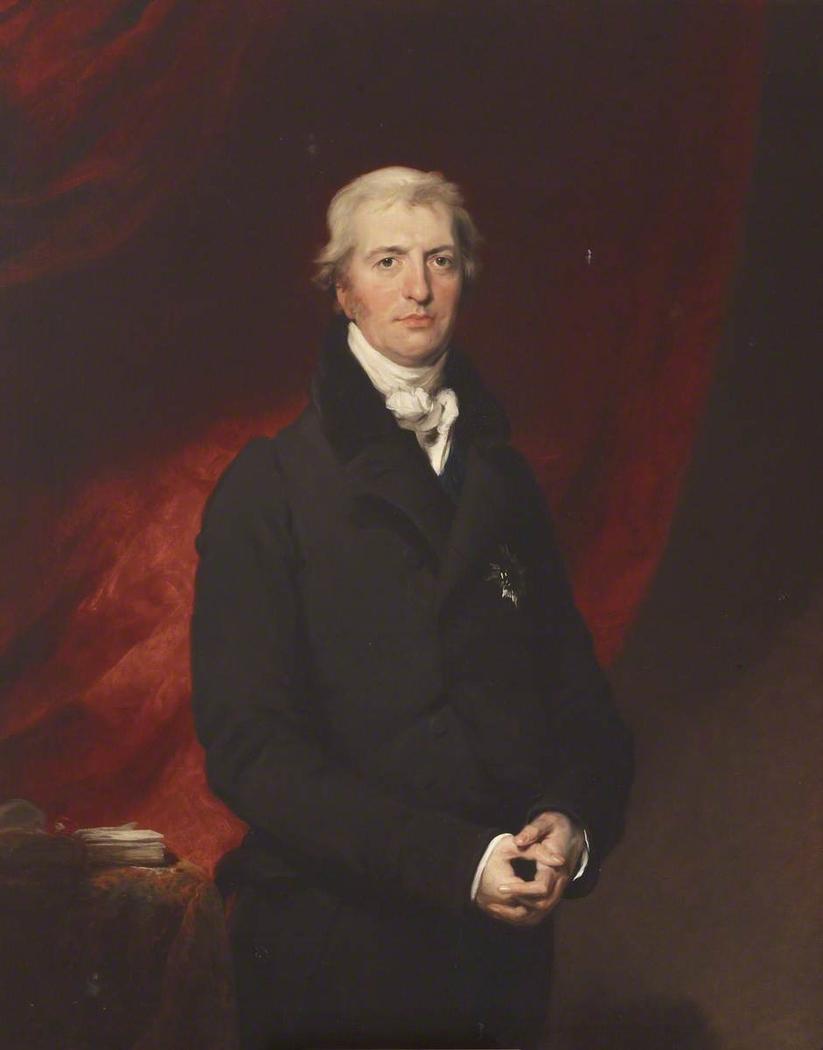 Robert Banks Jenkinson, 2nd Earl of Liverpool (1770-1828)