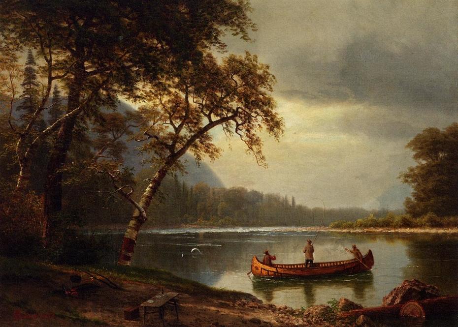 Salmon Fishing on the Cascapediac River
