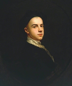 Self-Portrait of an Unknown Artist at the Age of Twenty-two