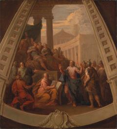 St. Paul before Agrippa