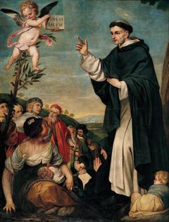 St. Vincent Ferrer Preaching