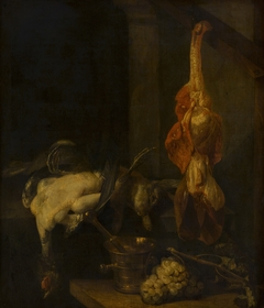 Still Life with Game and Fowl