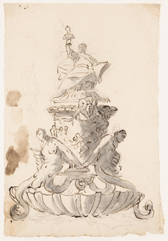Study for an Inkstand