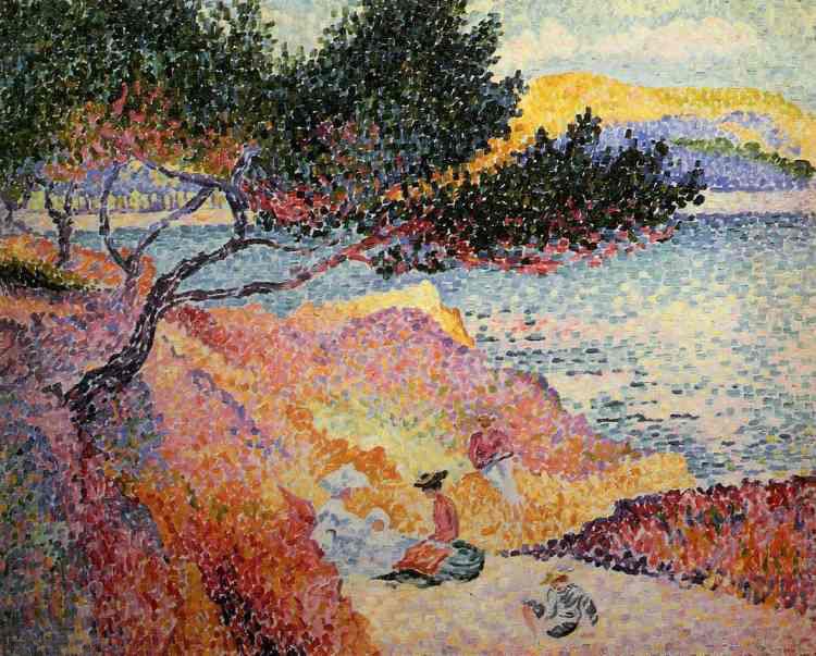 The Beach at Saint-Clair