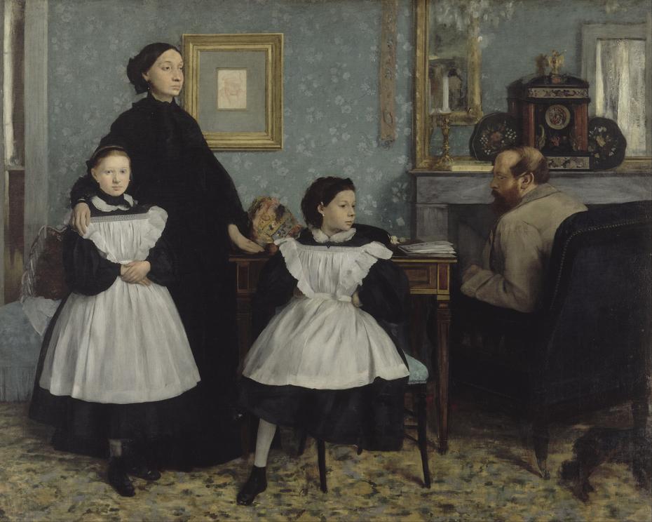The Bellelli Family