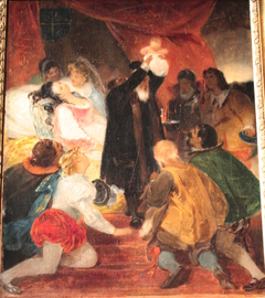 The Birth of Henry IV