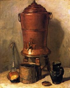 The Copper Cistern
