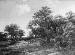 The Edge of the Oak Wood