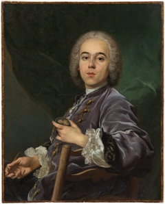 The Engraver and Goldsmith Jacques Roettiers