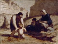 The First Bath