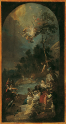 The Martyrdom of the Holy Quirinus