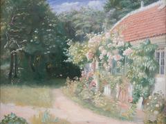 The Old Garden House