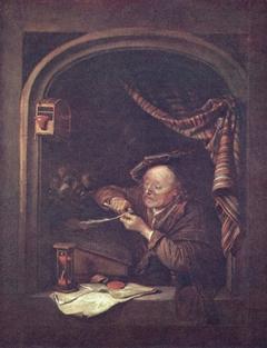 The Old Schoolmaster