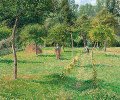 The Orchard at Éragny