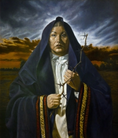 The Passion of St Kateri