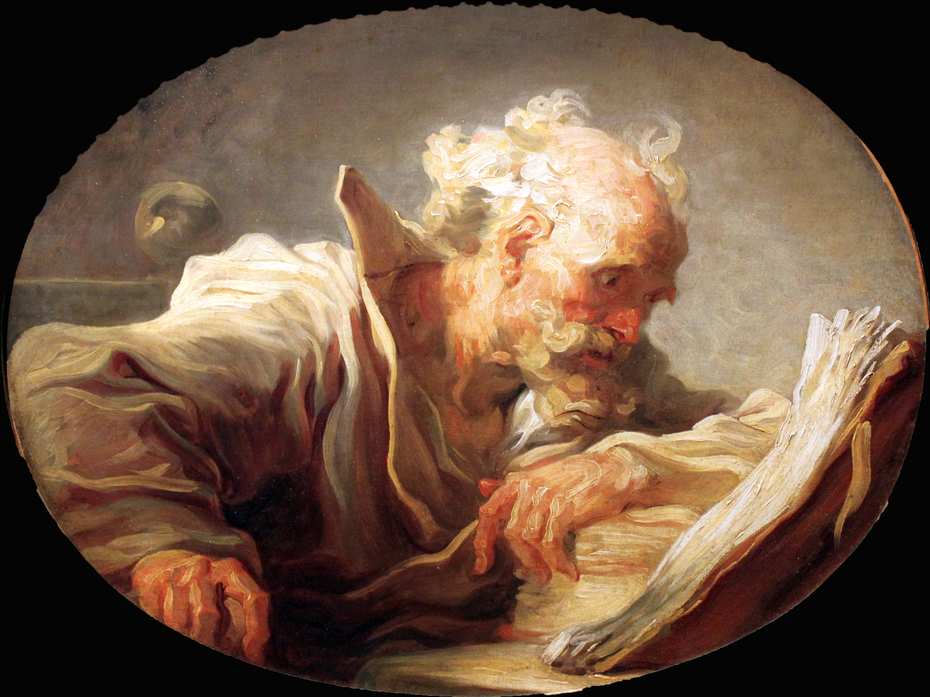 The Philosopher (Saint Jerome?)