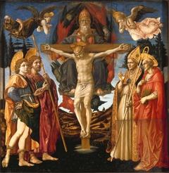 The Pistoia Santa Trinità Altarpiece