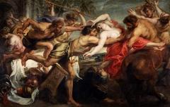The Rape of Hippodamia