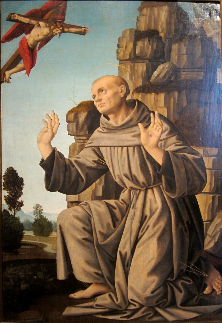 the Stigmatisation of Francis of Assisi
