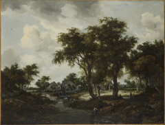 The Water Mill (The Trevor Landscape)