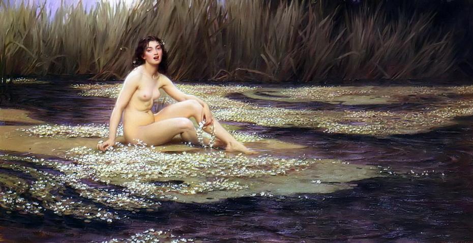 The Water Nixie