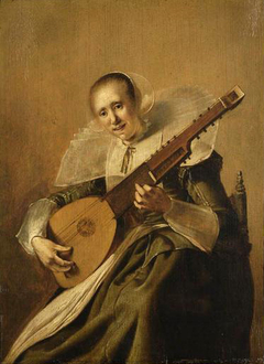 Theorbo Player