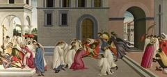 Three Miracles of St Zenobius
