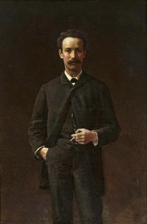 Portrait of Artur Gruszecki