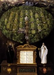 Allegory of Camaldolese Order