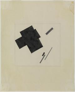 Untitled (Suprematist Composition)
