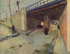 Railway Bridge over Avenue Montmajour, Arles
