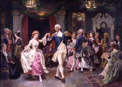 Victory Ball, 1781