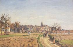 View of Pontoise
