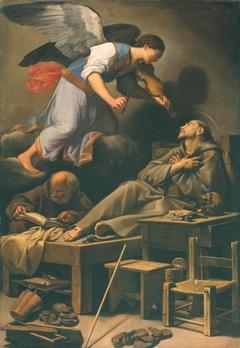 Vision des hl. Franziskus
