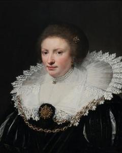 Wilmina van Arckel (overl.1652). Echtgenote van Jacob van Paffenrode