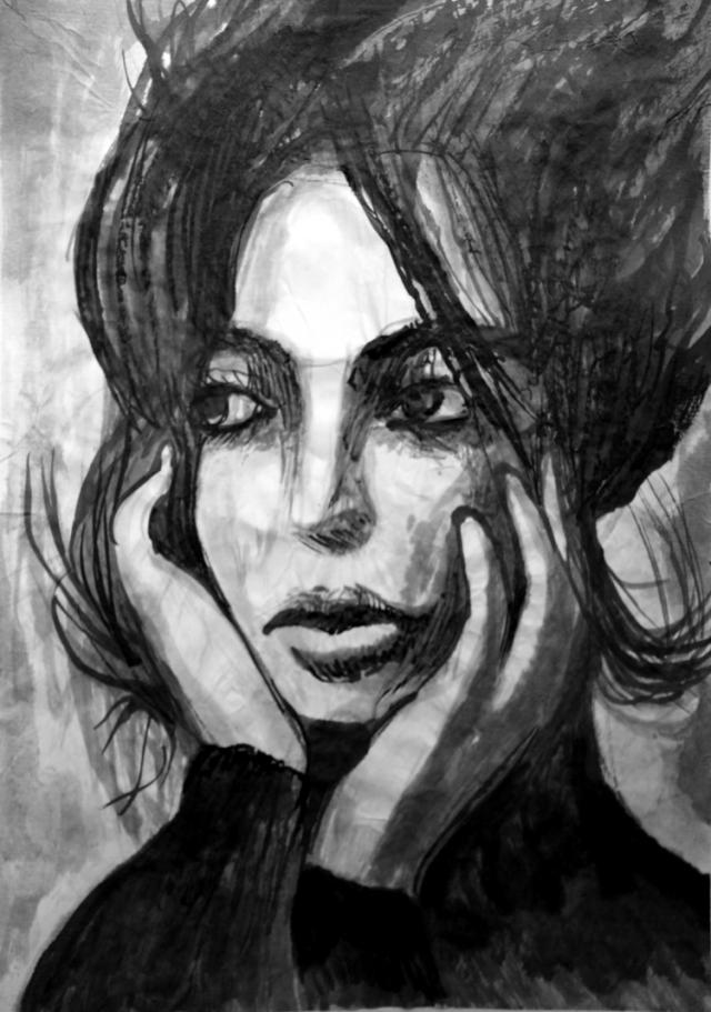 Woman from Italian Film