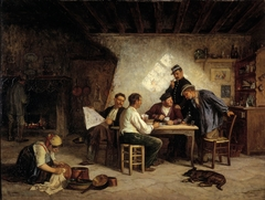 A Game of Piquet