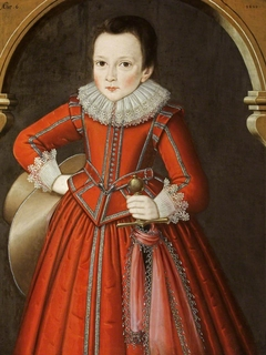 A Young Boy of the Morgan Family, aged 6