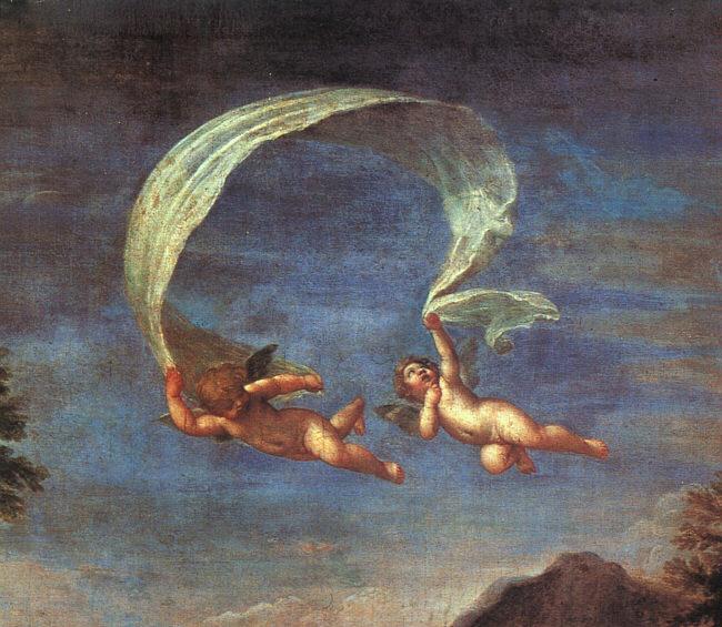 Adonis Led by Cupids to Venus