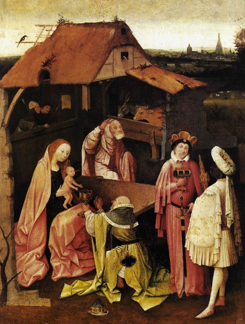 Adoration of the Magi (Bosch, Philadelphia)