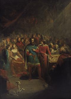 Anno 1299. Graaf Jan I van Holland draagt het bewind aan Jan van Avesnes op