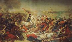 Bataille d'Aboukir, 25 Juillet 1799