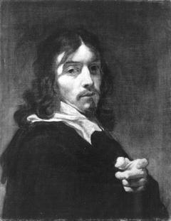 Bildnis des Baumeisters und Medailleurs Georg Pfründ (1603-1663)