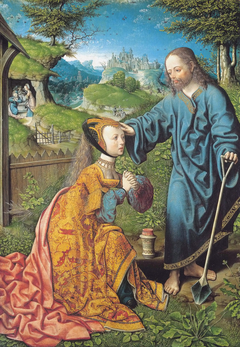 Christ and the Magdalene (Noli me tangere)