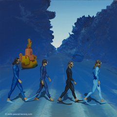 COME TOGETHER BY ABBEY ROAD - by Pascal