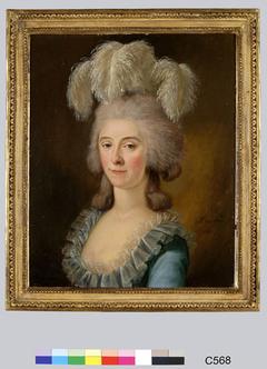 Cornelia Rees (1765-1788). Echtgenote van Adriaan Johannes v