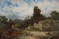 Cymmer Abbey, near Dolgellau